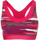 asics fuzeX Sports Bra Women red/purple